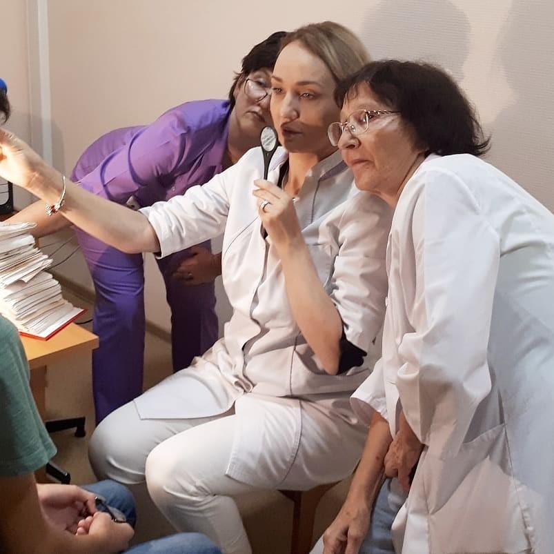 Самарские коллеги в гостях у ДГКБ