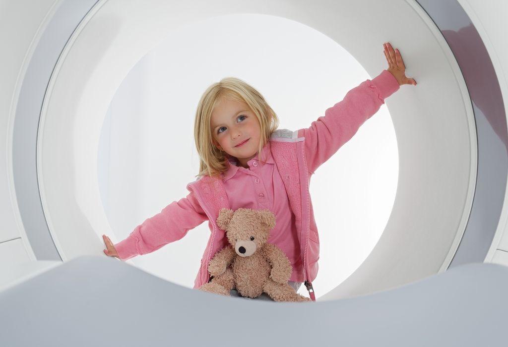 ДГКБ предоставляет возможность сделать детям МРТ под общим наркозом
