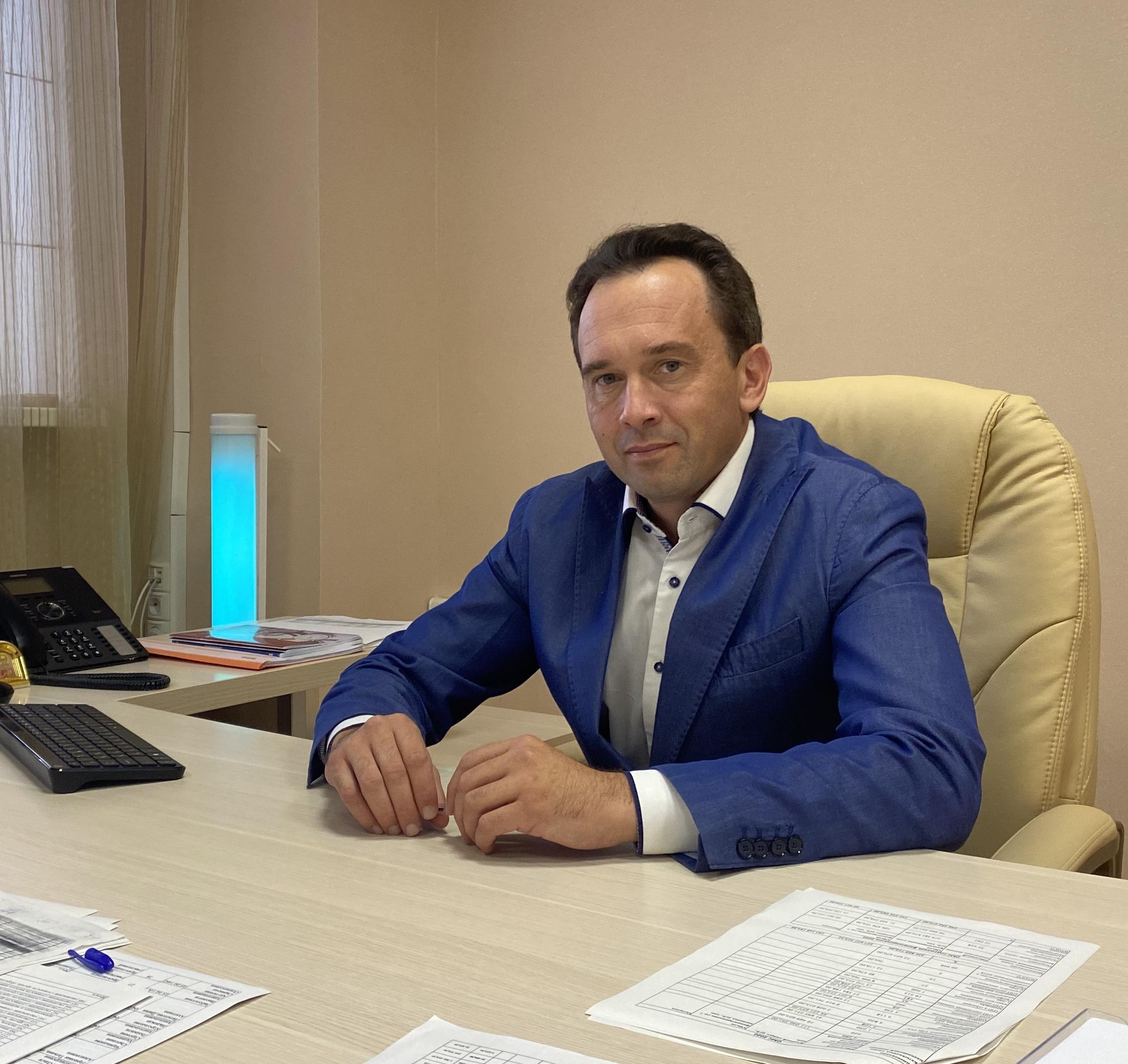 Новый главный врач Детской Городской Клинической Больницы