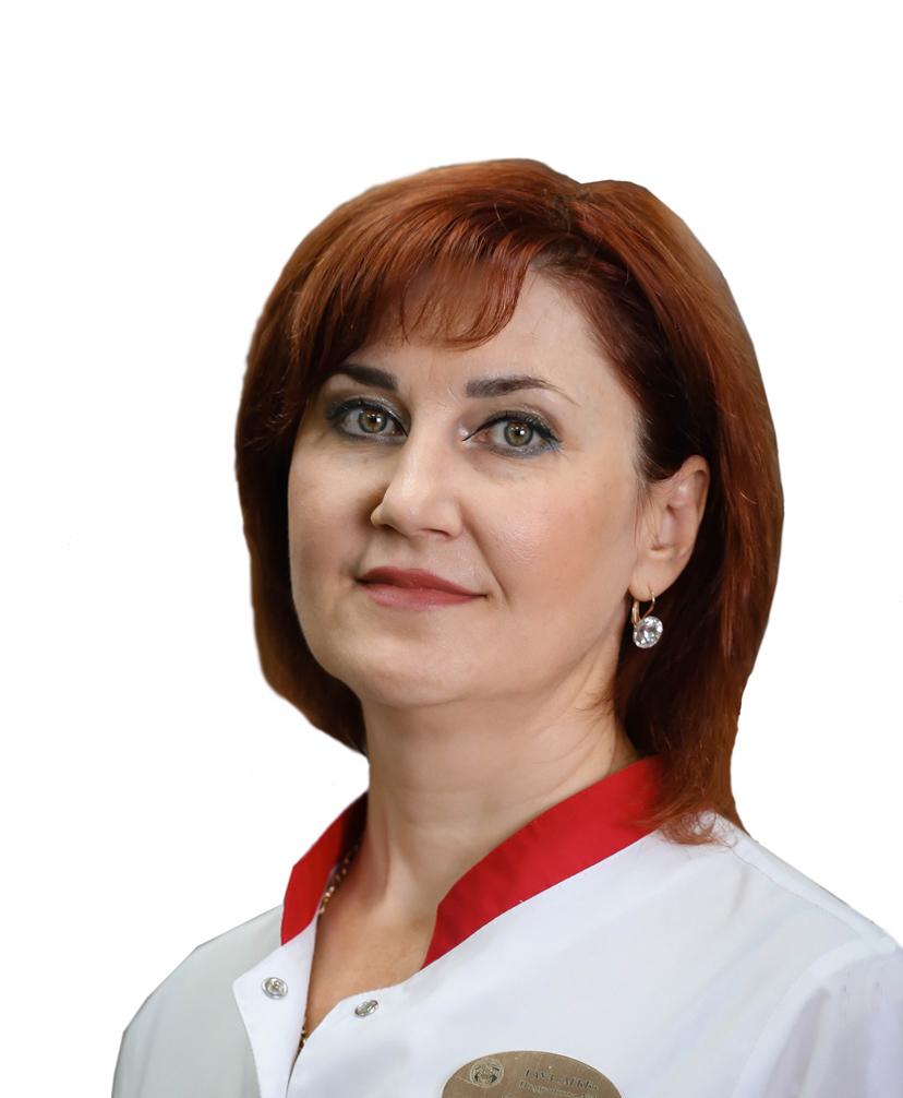 Черникова (Прошина) Владлена Александровна