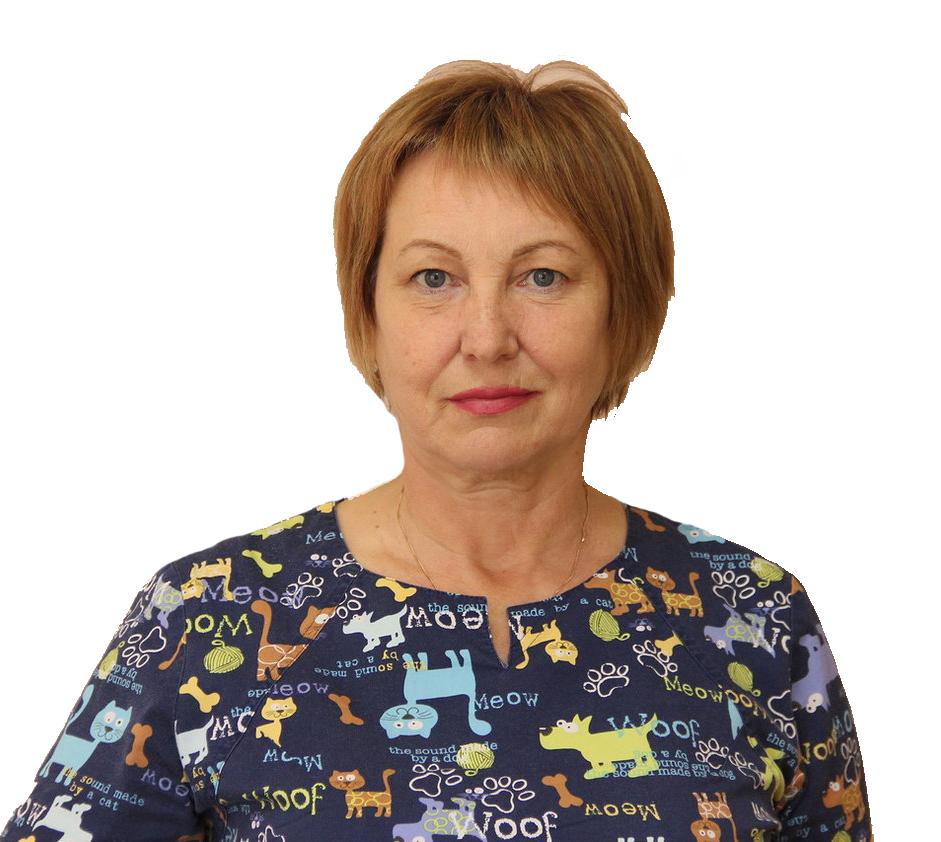 Судоргина Елена Федоровна